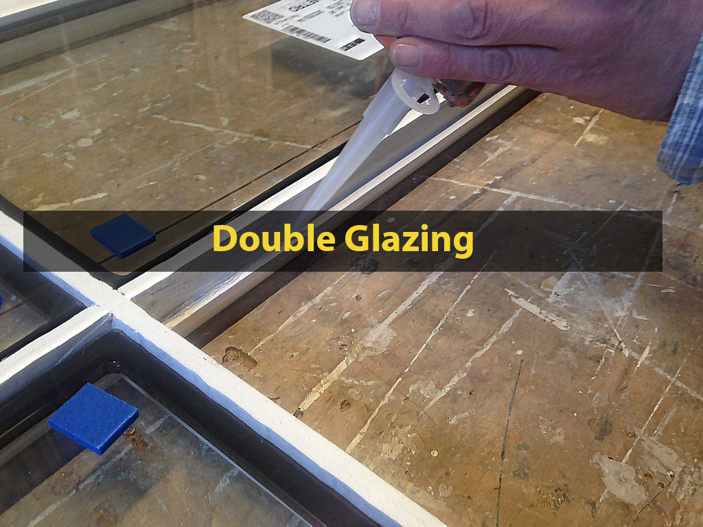 Double Glazing, No. 8 Building Recyclers, Wellington