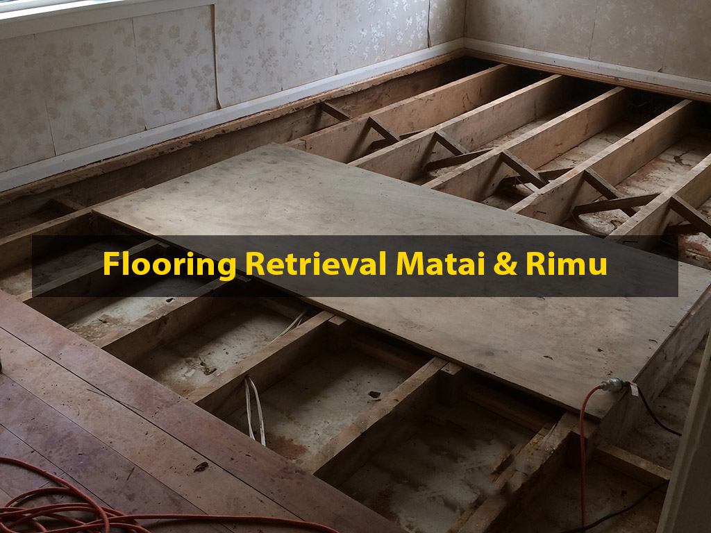 Flooring Retrieval, Flooring Salvage
