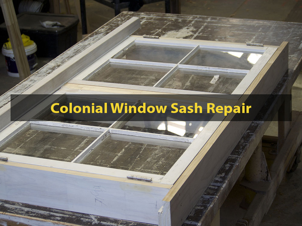#239 Colonial Window Sash Repair, Sash Repair, Window Repair, Restore, No. 8 Building Recyclers, Wellington