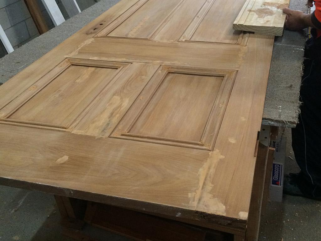 Statesman Door Repair, Building Recyclers, Recycler, Building Recycler, Broken Doors, Doors Fixed, Restored, No. 8 Building Recyclers, Wellington