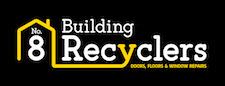 No. 8 Building Recyclers Logo
